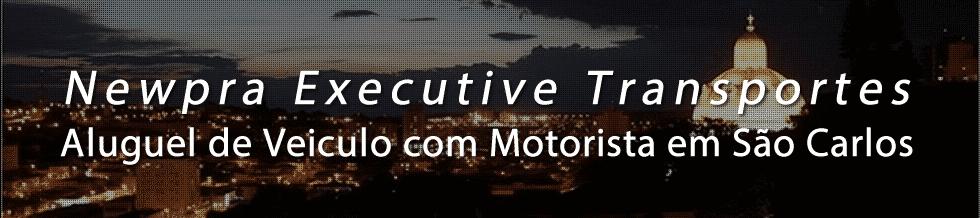 Transporte Executivo São Carlos